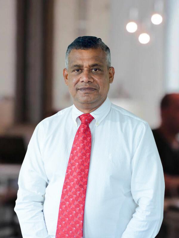 Subramaniam Mohanadas